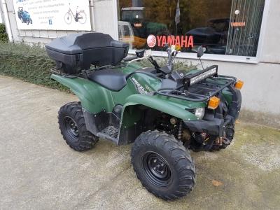Yamaha grizzly 550